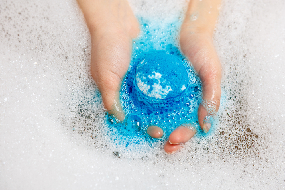 Benefits of CBD bath bomb