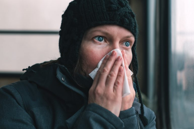CBD in Seasonal Allergies